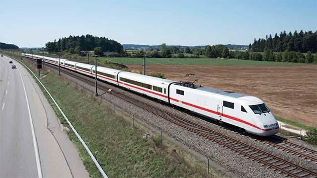 スイスの高速列車 前編
