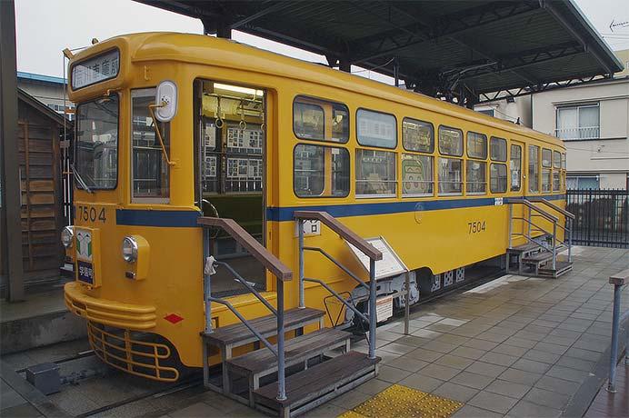 東京都電 保存車の現状2017