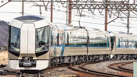 東武鉄道 500系 試乗記