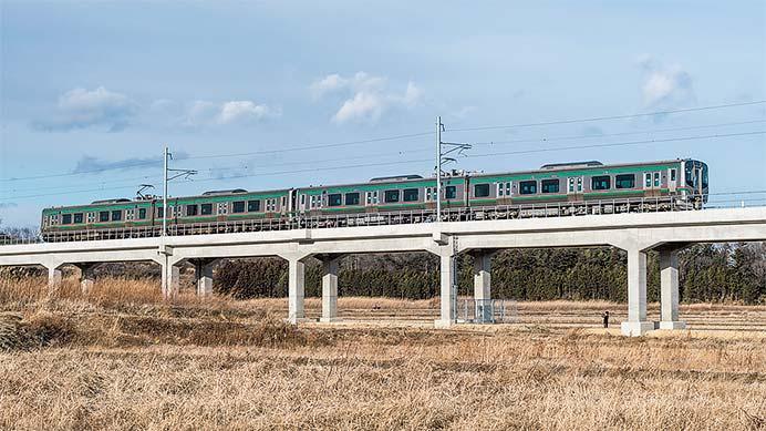 災害による鉄道路線の運休状況