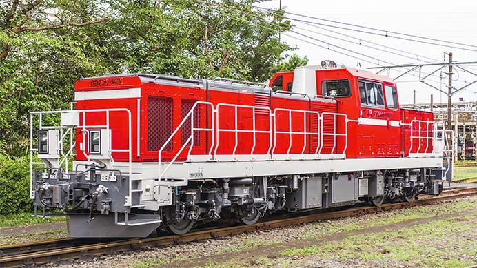 JR貨物 DD200形試作車