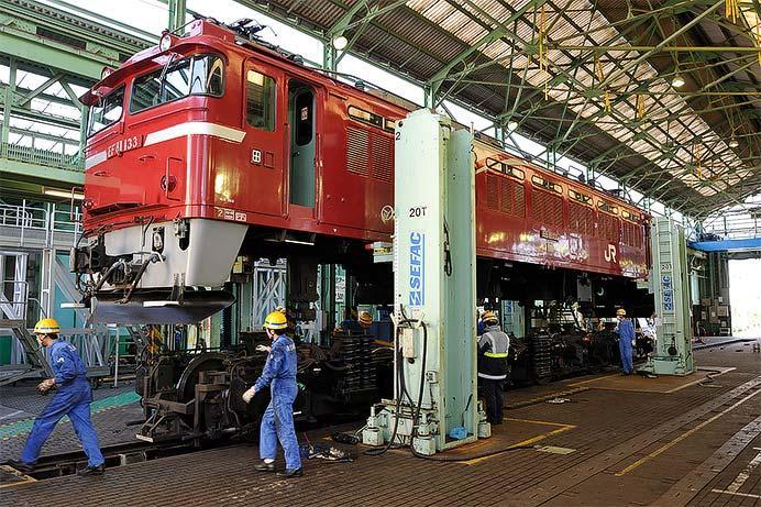 東日本旅客鉄道(株)東京支社 田端運転所