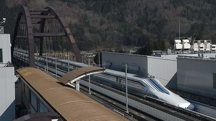 リニア新幹線 体験乗車記
