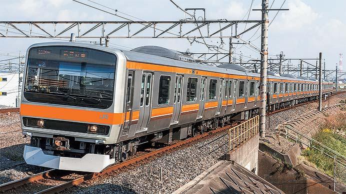 武蔵野線用E231系