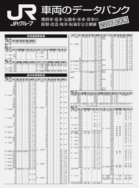 JRグループ 車両のデータバンク