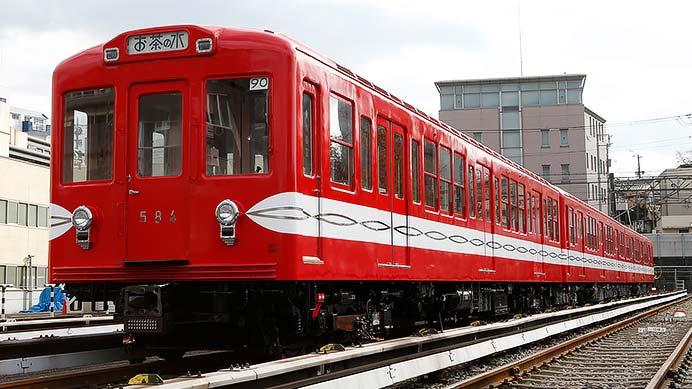 東京地下鉄500形復元