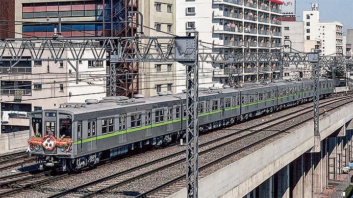 都営地下鉄新宿線の車両たち 前編