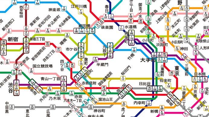駅ナンバリング考 (3)次の駅の番号はいくつ?