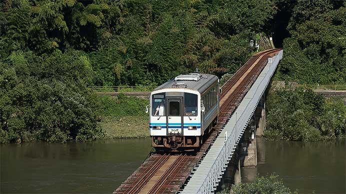 JR西日本 三江線レポート