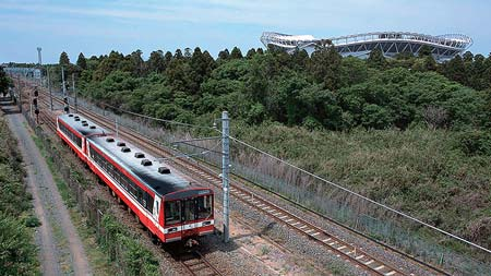 30年前の鉄道風景国鉄・JR転換線探訪鹿島臨海鉄道大洗鹿島線