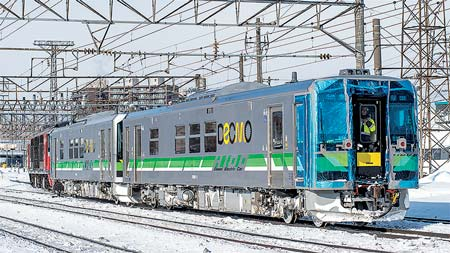 JR北海道 H100形試作車