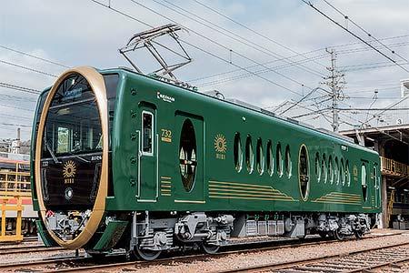 叡山電鉄「ひえい」
