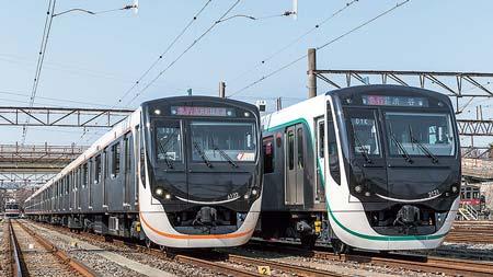 東京急行電鉄2020系・6020系