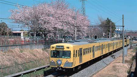 開業100周年を迎えた西武多摩川線のいまむかし