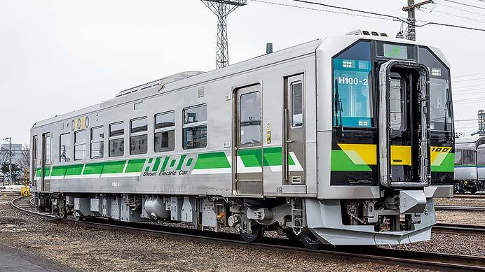 JR北海道H100形
