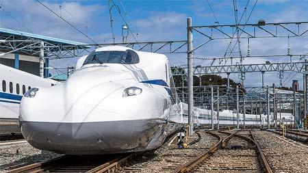 JR東海「N700S」確認試験車