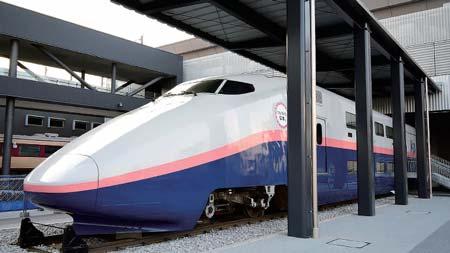鉄道博物館の新規展示車両