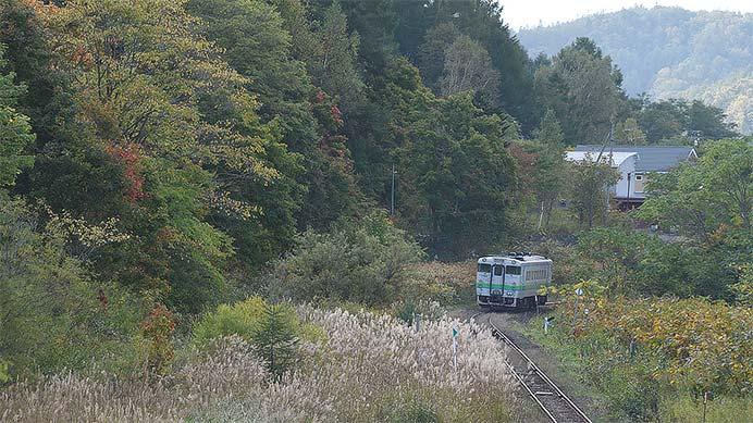 ●JR北海道 石勝線夕張支線レポート