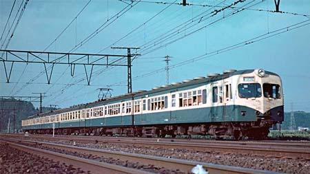 旧形国電ガイド70系Part1