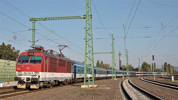 ヨーロッパ鉄道ア・ラ・カルト