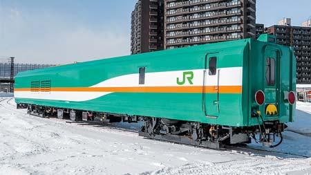 JR北海道軌道検測車マヤ35形