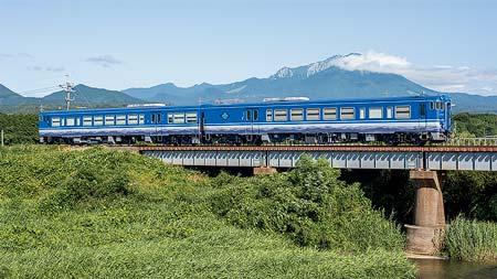 鉄道ファン 乗車インプレッション東京都交通局5500形・キロ47形7000番台「あめつち」
