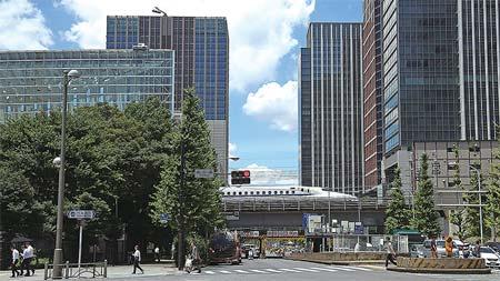 東京の鉄道2.中央区
