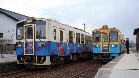 30年前の鉄道風景 国鉄・JR転換線探訪由利高原鉄道