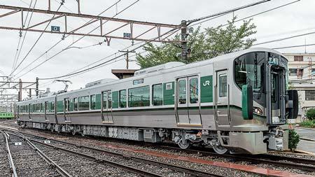 新車速報JR西日本 227系1000番台/JR東日本 横須賀・総武快速線用E235系