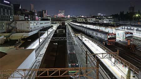 東京の鉄道3.台東区