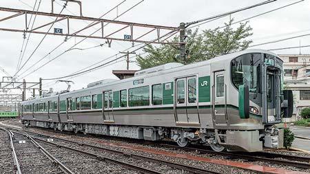 新車ガイドJR西日本 227系1000番台