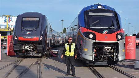 高速列車から環境にやさしいグリーントレインへInnoTrans 2018レポート