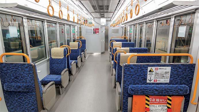 JR西日本223系0番台リニューアル車