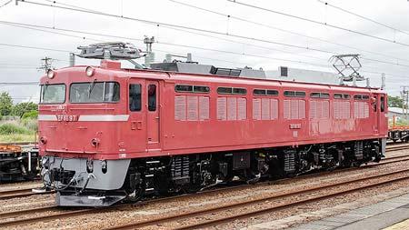 JR東日本のEF81形バリエーション豊富な,各スタイルを追う