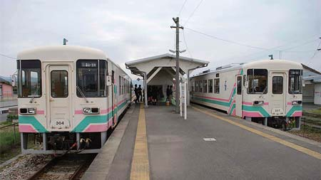30年前の鉄道風景 国鉄・JR転換線甘木鉄道