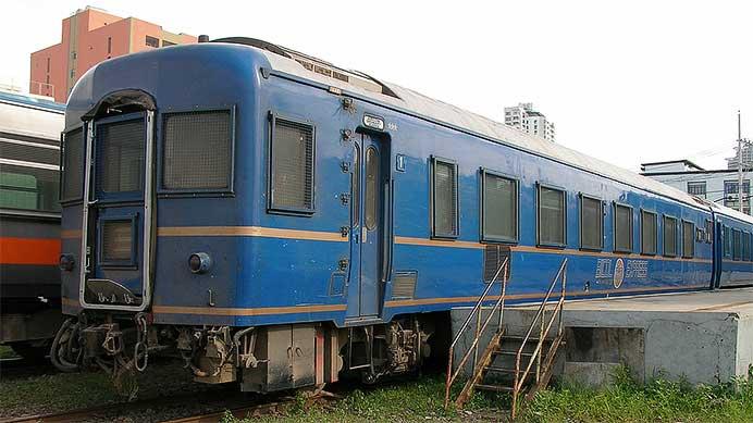 フィリピン国鉄の14系はいま