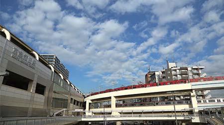 東京の鉄道6.大田区