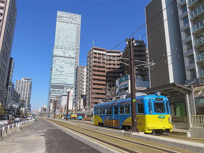 沿線歩きで見つけた「阪堺電車」と「都電荒川線」の類似風景