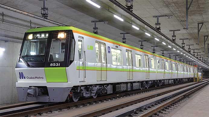 大阪市高速電気軌道80系
