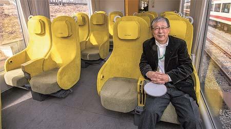 鉄道ファン 乗車インプレッション 西武鉄道001系「Laview」