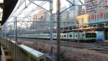 3月16日ダイヤ改正 山手線の最終電車繰り上げと品川駅車両留置線をウォッチ