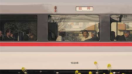 平成時代のお召列車