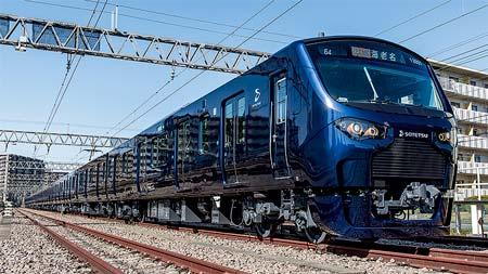 新車ガイド相模鉄道12000系