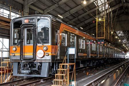 南海電気鉄道9000系リニューアル車