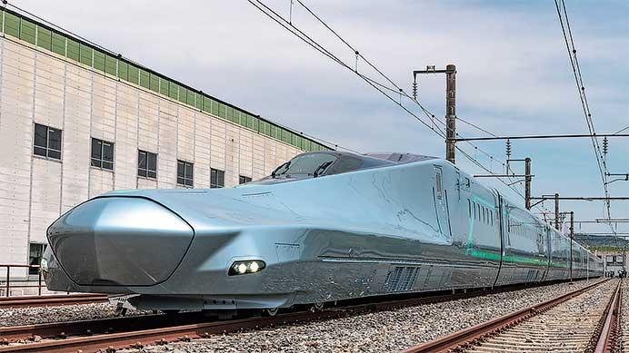 JR東日本 E956形「ALFA-X」