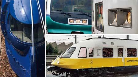 特集鉄道デザインの100年
