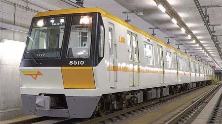 新生 Osaka Metroガイド 80系・100A系・200系 編