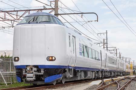新車速報 JR西日本 271系