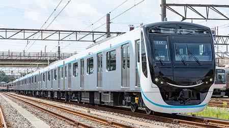 新車速報 JR西日本 271系特急形直流電車/東京急行電鉄 3020系