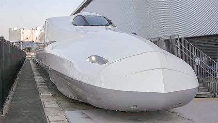 リニア・鉄道館 N700系展示開始